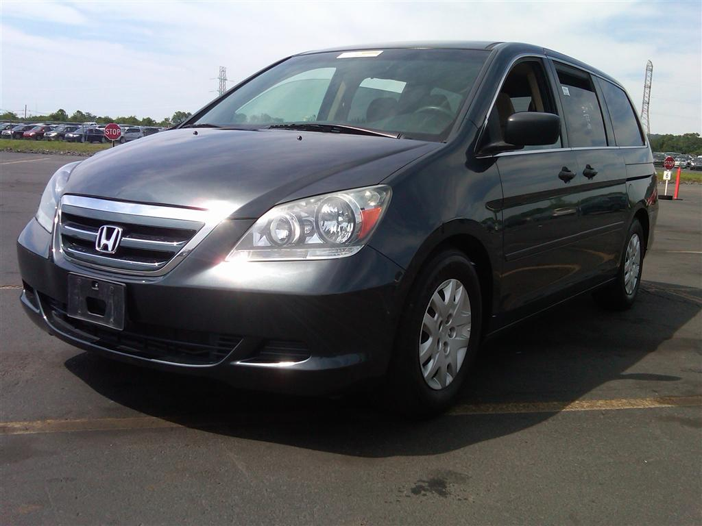 offers used car for sale 2005 honda odyssey minivan lx 9 in. Black Bedroom Furniture Sets. Home Design Ideas