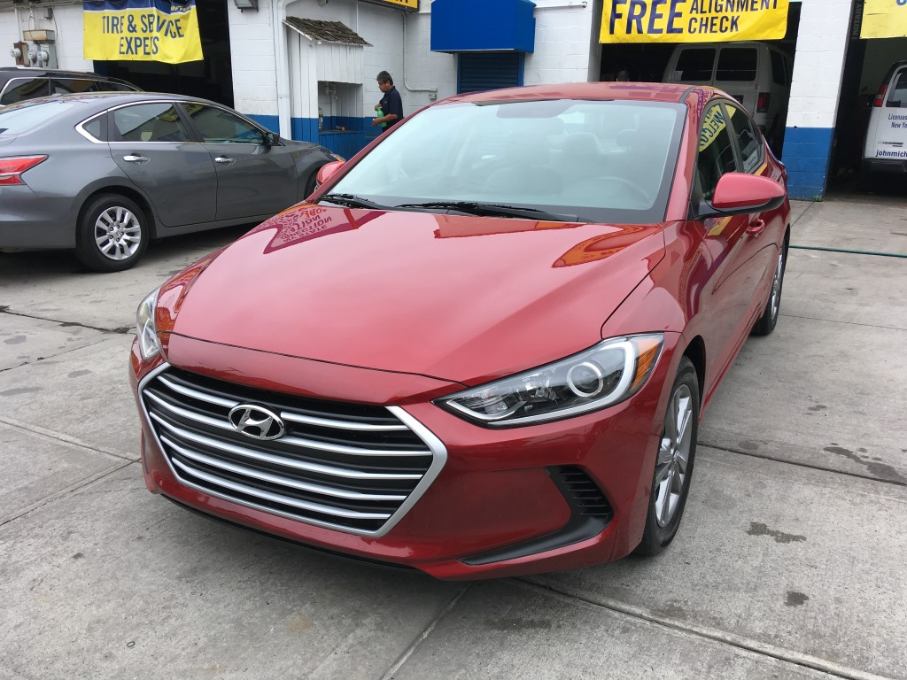 Used Car for sale - 2017 Elantra SE Hyundai  in Staten Island, NY