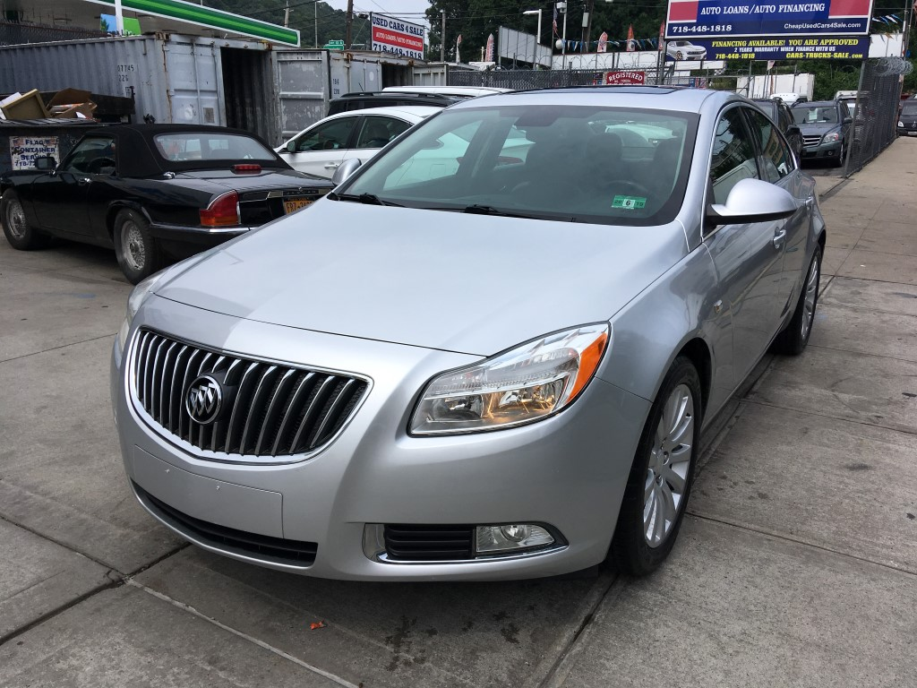 Used Car - 2011 Buick Regal CXL for Sale in Staten Island, NY