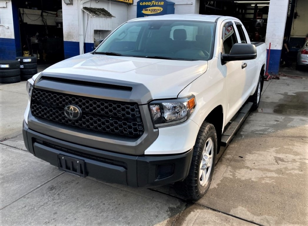 Used Car - 2018 Toyota Tundra SR 4x4 4dr Double Cab for Sale in Staten Island, NY