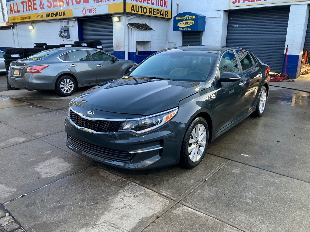 Used Car - 2016 Kia Optima LX for Sale in Staten Island, NY