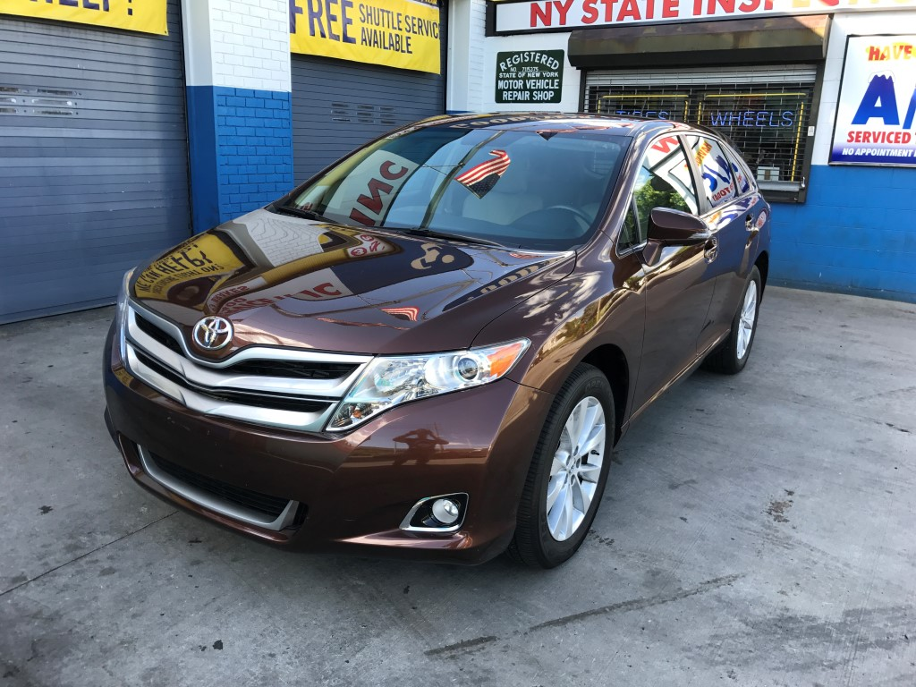 Used Car - 2014 Toyota Venza LE for Sale in Staten Island, NY