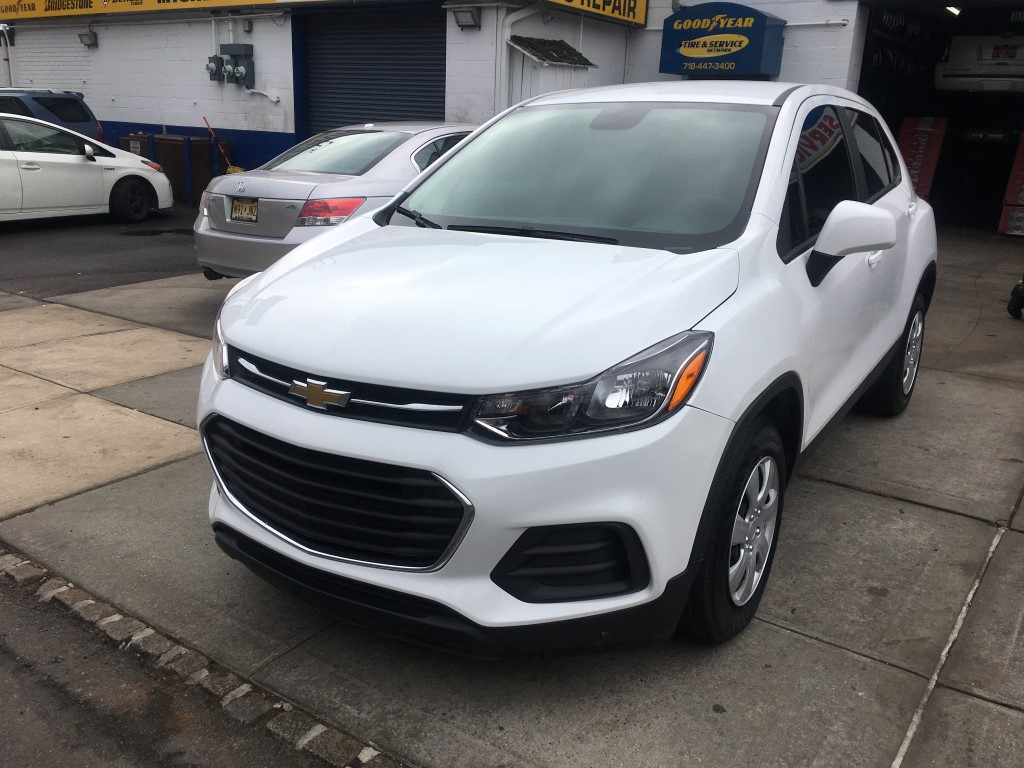 Used Car - 2017 Chevrolet Trax LS for Sale in Staten Island, NY
