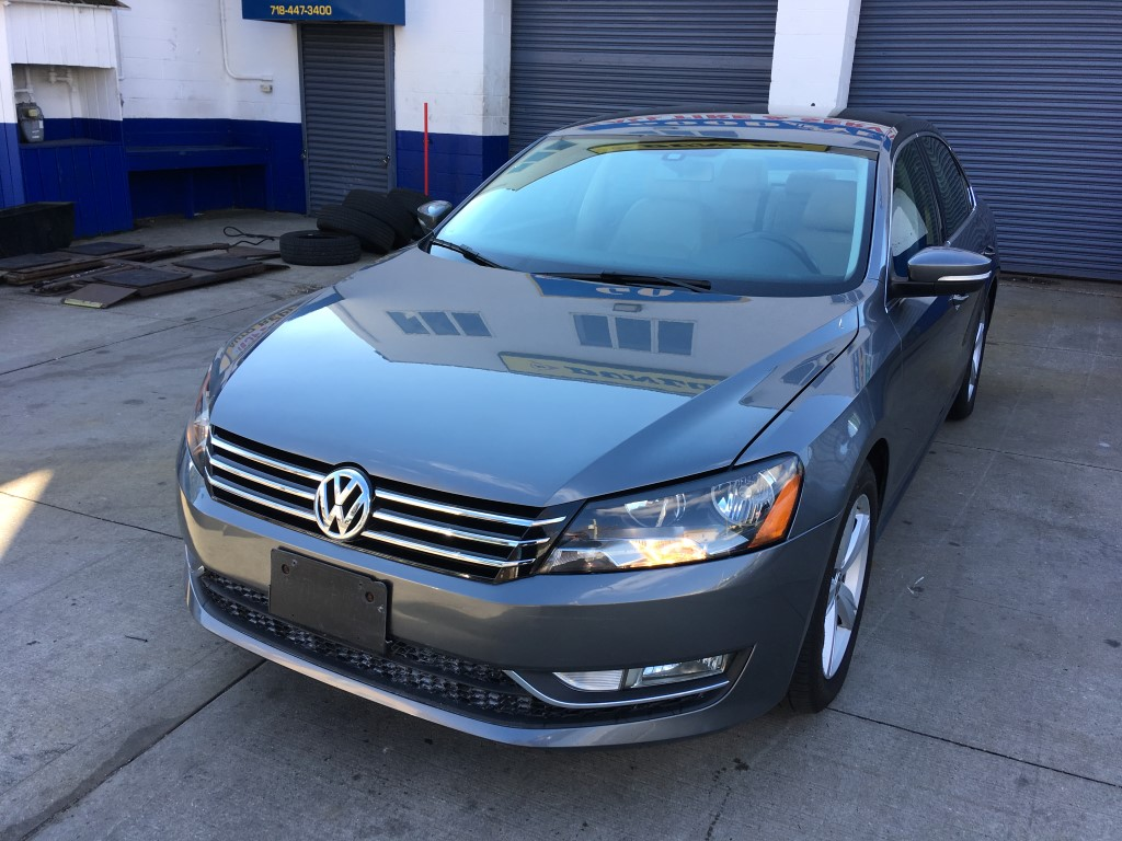 Used Car - 2015 Volkswagen Passat Limited Edition for Sale in Staten Island, NY