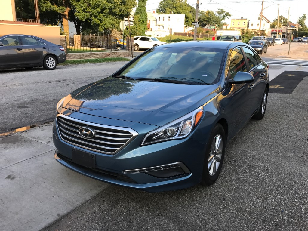Used Car - 2015 Hyundai Sonata for Sale in Staten Island, NY