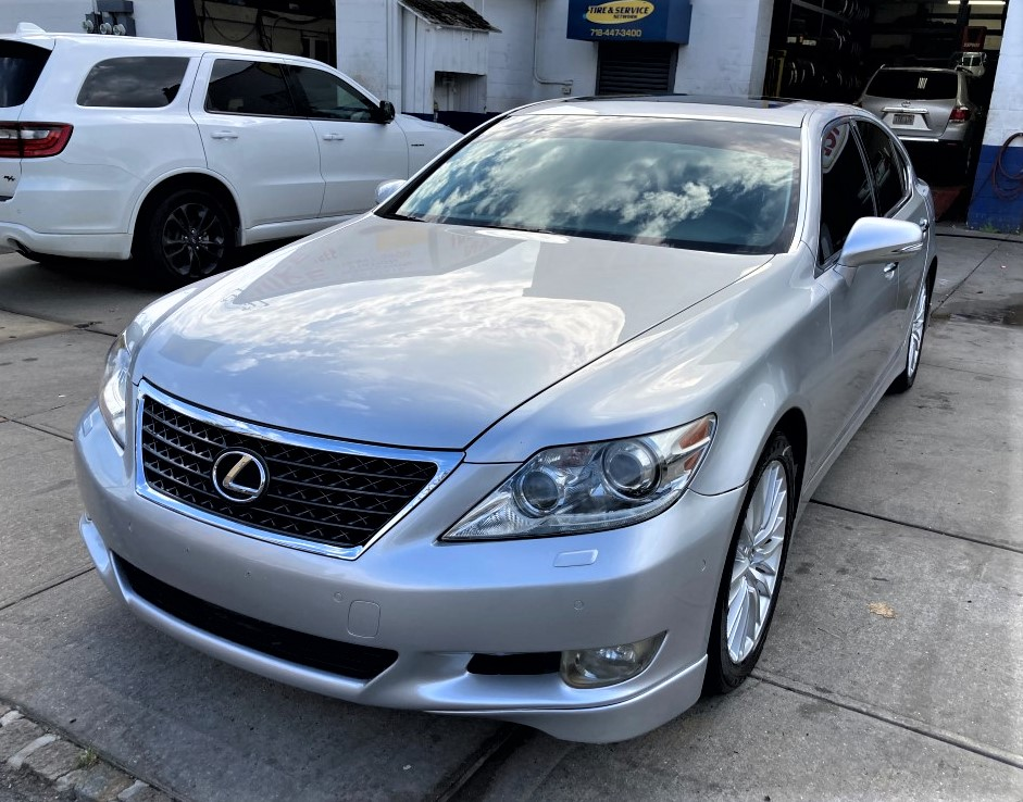 Used Car - 2010 Lexus LS 460 for Sale in Staten Island, NY
