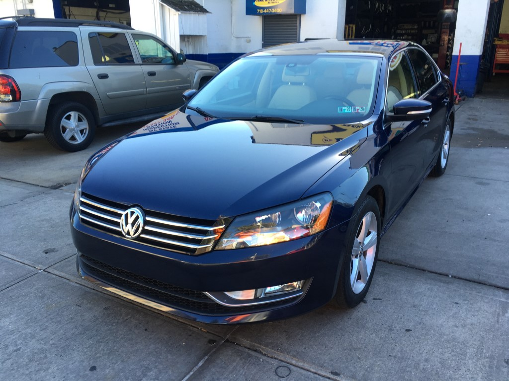 Used Car - 2015 Volkswagen Passat 1.8T Limited Edition for Sale in Staten Island, NY