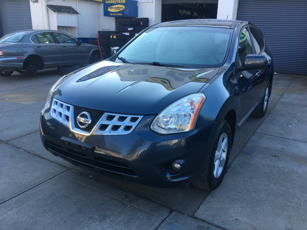 Used Car - 2013 Nissan Rogue S AWD for Sale in Staten Island, NY