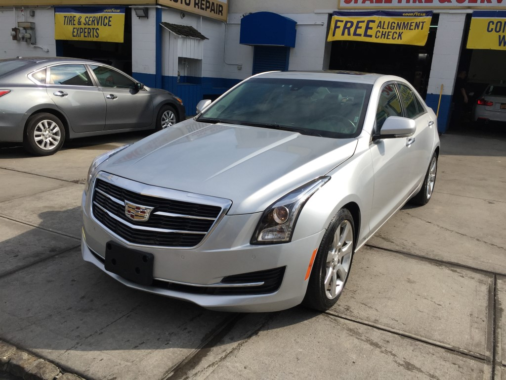 used 2015 cadillac ats luxury rwd sedan 18. Black Bedroom Furniture Sets. Home Design Ideas