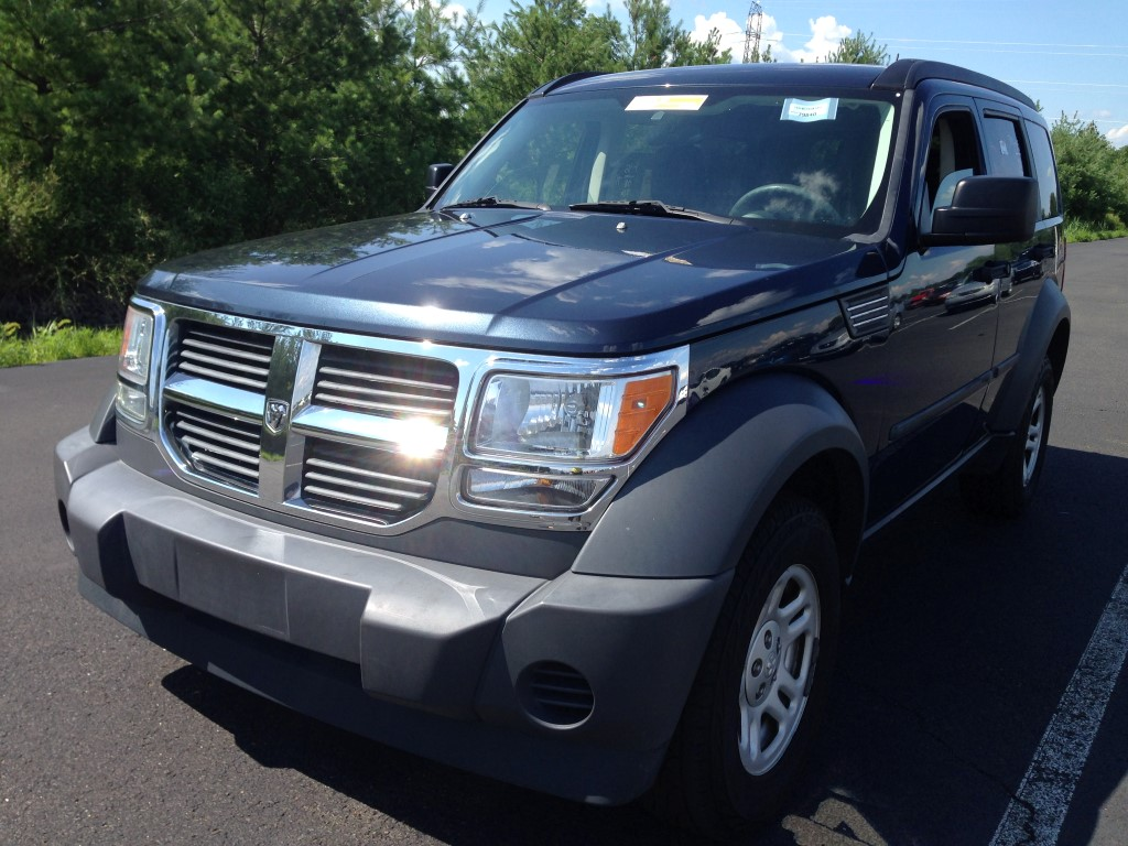 Used Car - 2008 Dodge Nitro SXT for Sale in Staten Island, NY