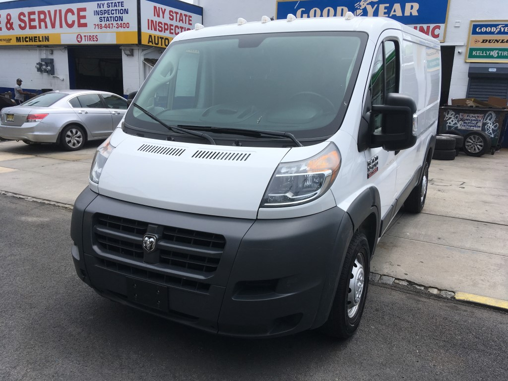 Used Car - 2018 RAM ProMaster 1500 for Sale in Staten Island, NY