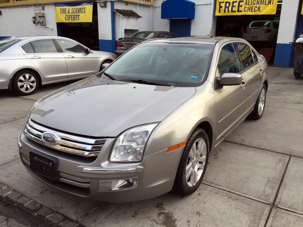 used car 2008 ford fusion sel for sale in staten island ny. Cars Review. Best American Auto & Cars Review