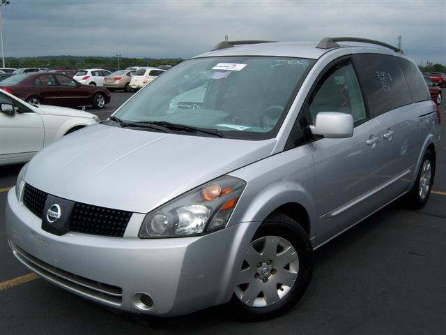 offers used car for sale 2005 nissan quest s mini van passenger 8. Black Bedroom Furniture Sets. Home Design Ideas