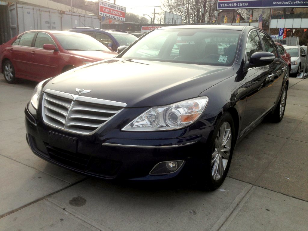 Used Car - 2010 Hyundai Genesis for Sale in Staten Island, NY