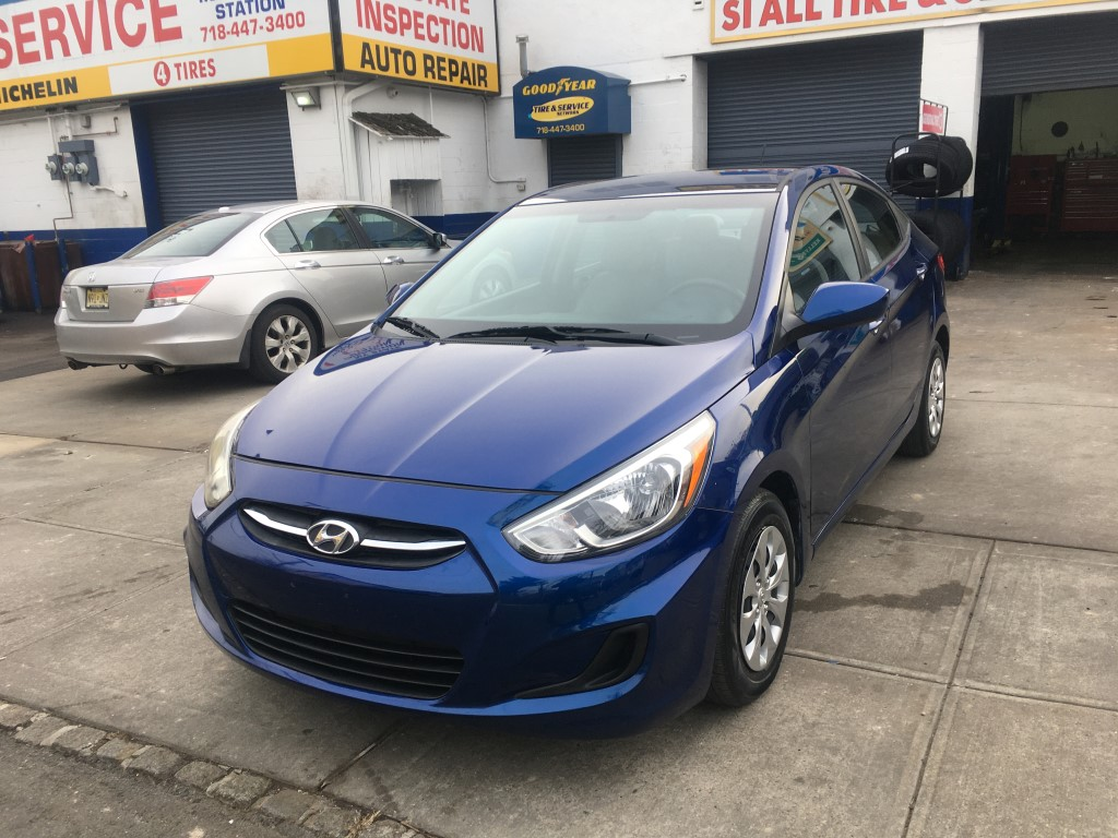 Used Car - 2016 Hyundai Accent SE for Sale in Staten Island, NY