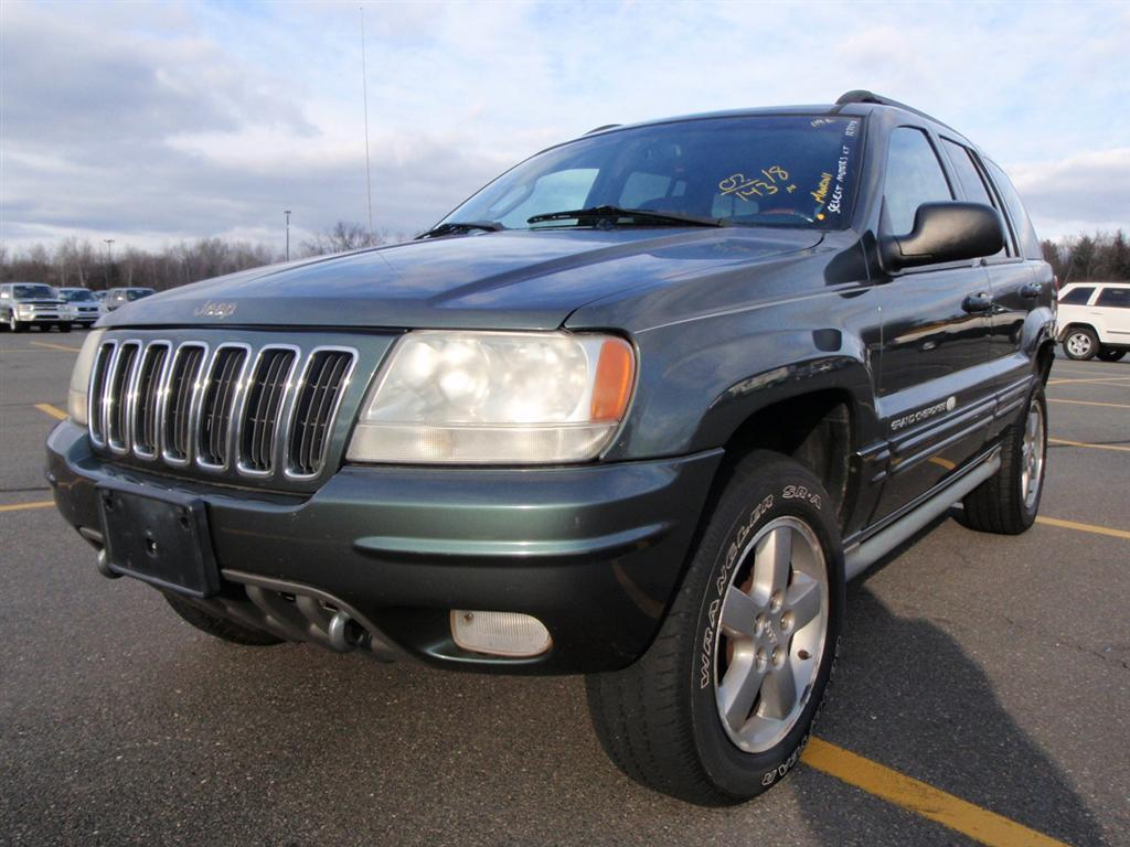offers used car for sale 2002 jeep grand cherokee overland sport. Black Bedroom Furniture Sets. Home Design Ideas