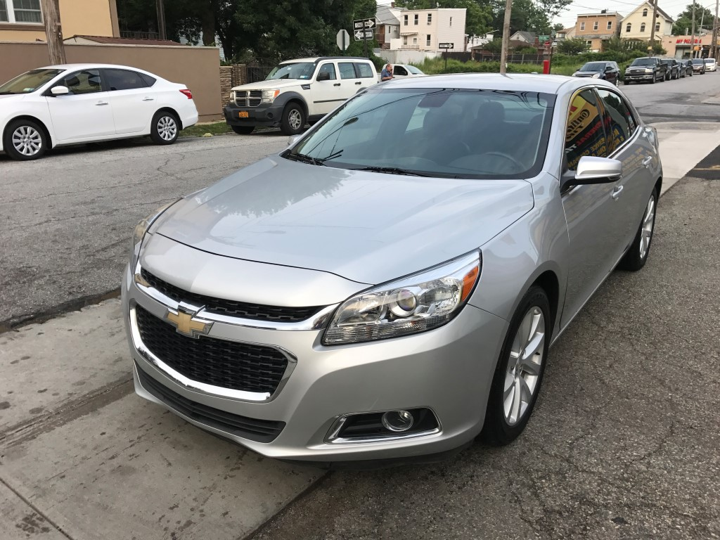 Used Car - 2015 Chevrolet Malibu LT for Sale in Staten Island, NY