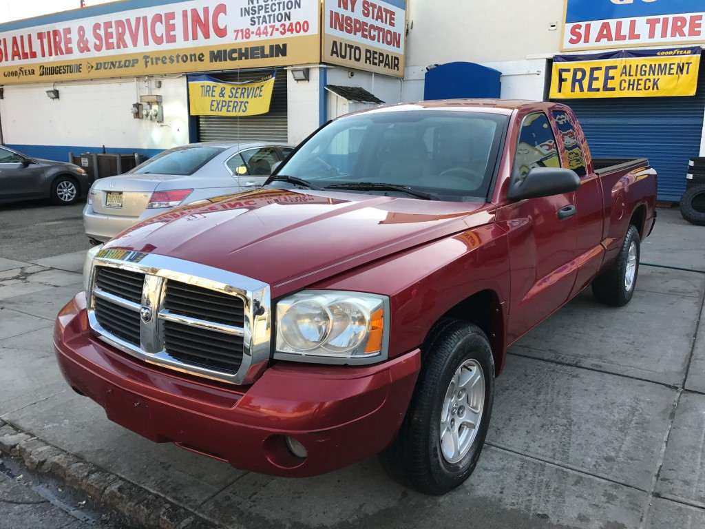 Used Car - 2007 Dodge Dakota SLT for Sale in Staten Island, NY