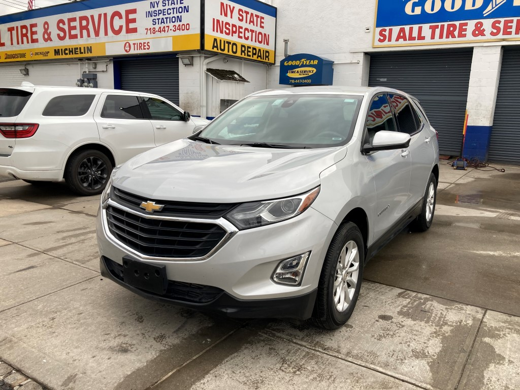 Used Car - 2020 Chevrolet Equinox LT AWD for Sale in Staten Island, NY