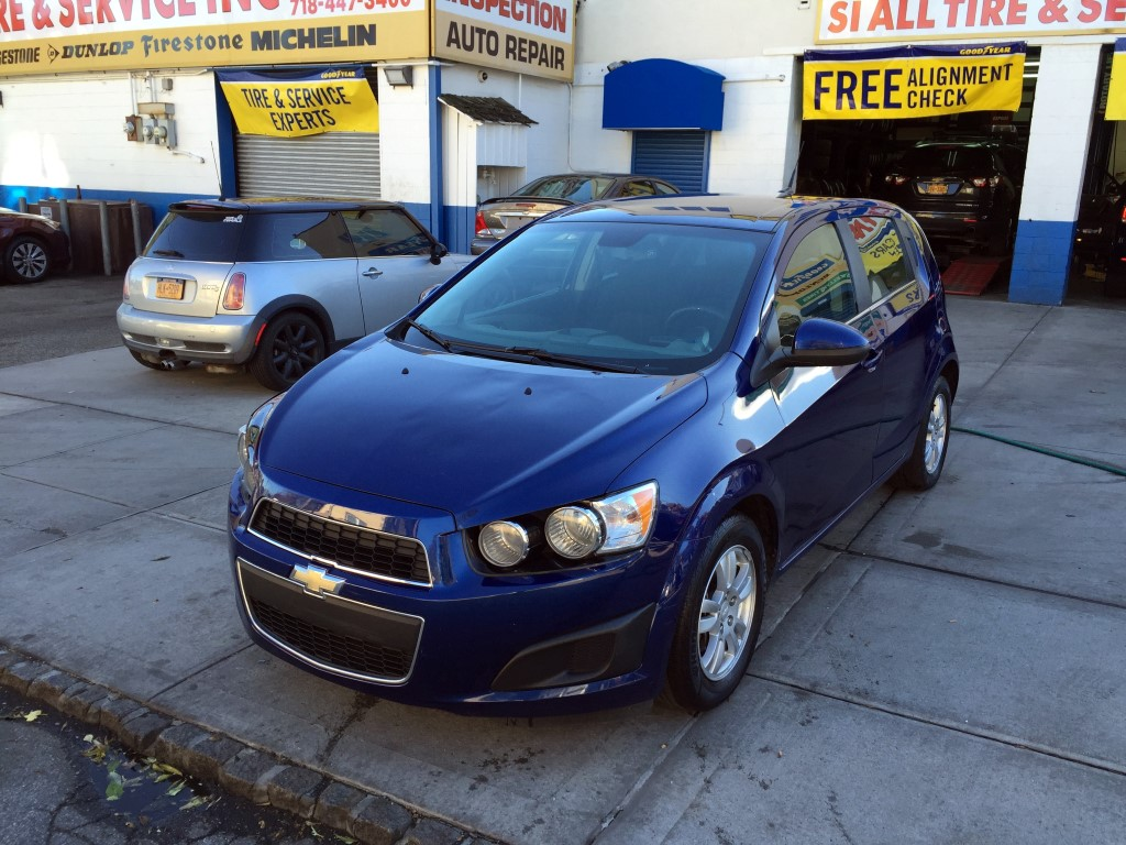 Used Car - 2013 Chevrolet Sonic LT for Sale in Staten Island, NY