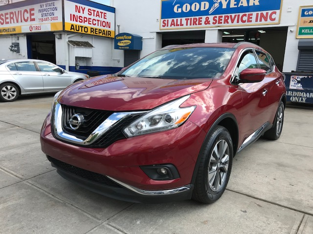 Used Car - 2017 Nissan Murano SV AWD for Sale in Staten Island, NY