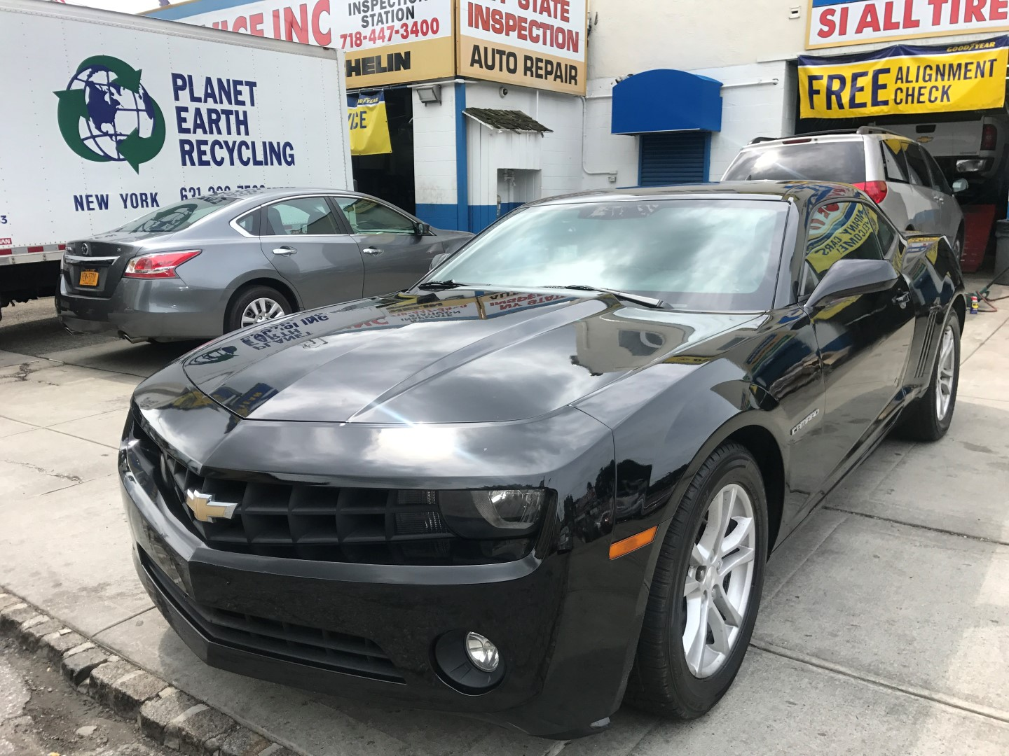 Used Car - 2013 Chevrolet Camaro for Sale in Staten Island, NY