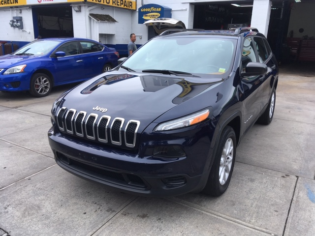 Used Car - 2016 Jeep Cherokee Sport 4WD for Sale in Staten Island, NY
