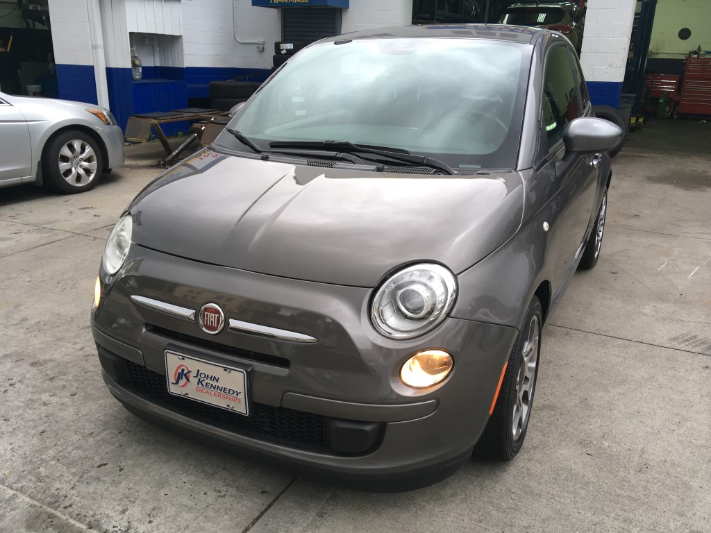 Used Car - 2012 Fiat 500 Sport for Sale in Staten Island, NY