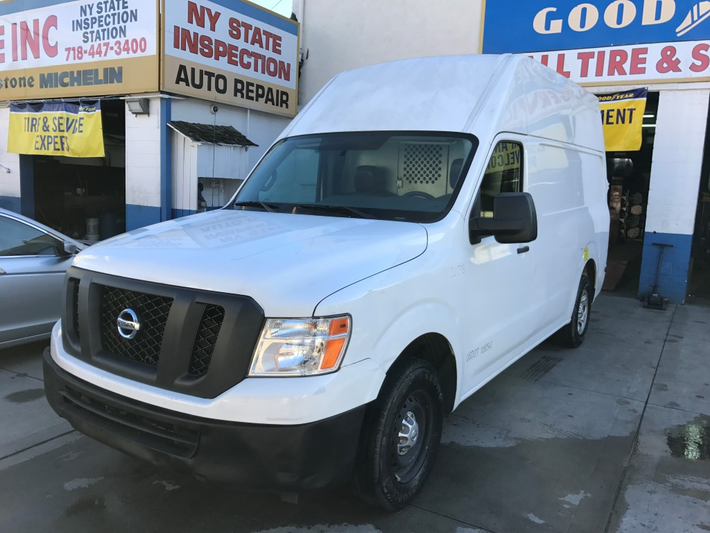 Used Car - 2012 Nissan NV2500 S for Sale in Staten Island, NY