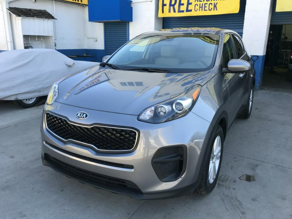 Used Car for sale - 2017 Sportage LX Kia  in Staten Island, NY