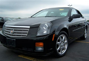 offers used car for sale 2003 cadillac cts 7. Black Bedroom Furniture Sets. Home Design Ideas