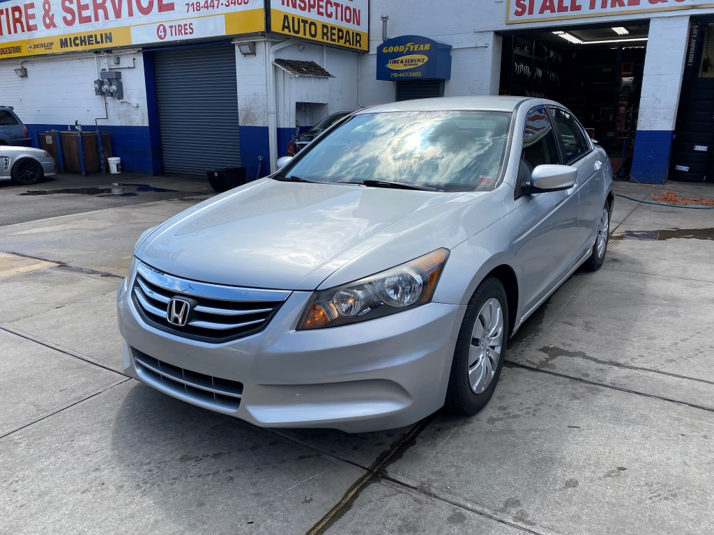 Used Car - 2012 Honda Accord LX for Sale in Staten Island, NY