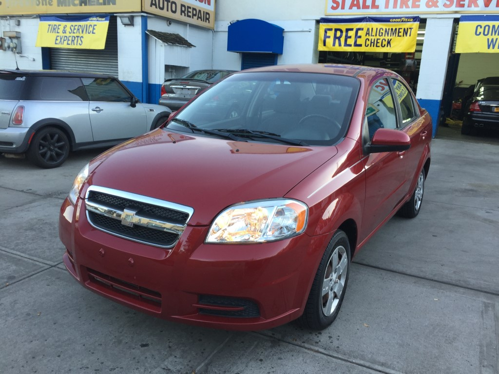 Used Car - 2010 Chevrolet Aveo for Sale in Staten Island, NY