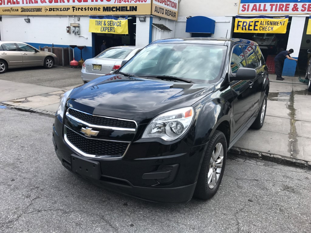 Used Car - 2015 Chevrolet Equinox for Sale in Staten Island, NY