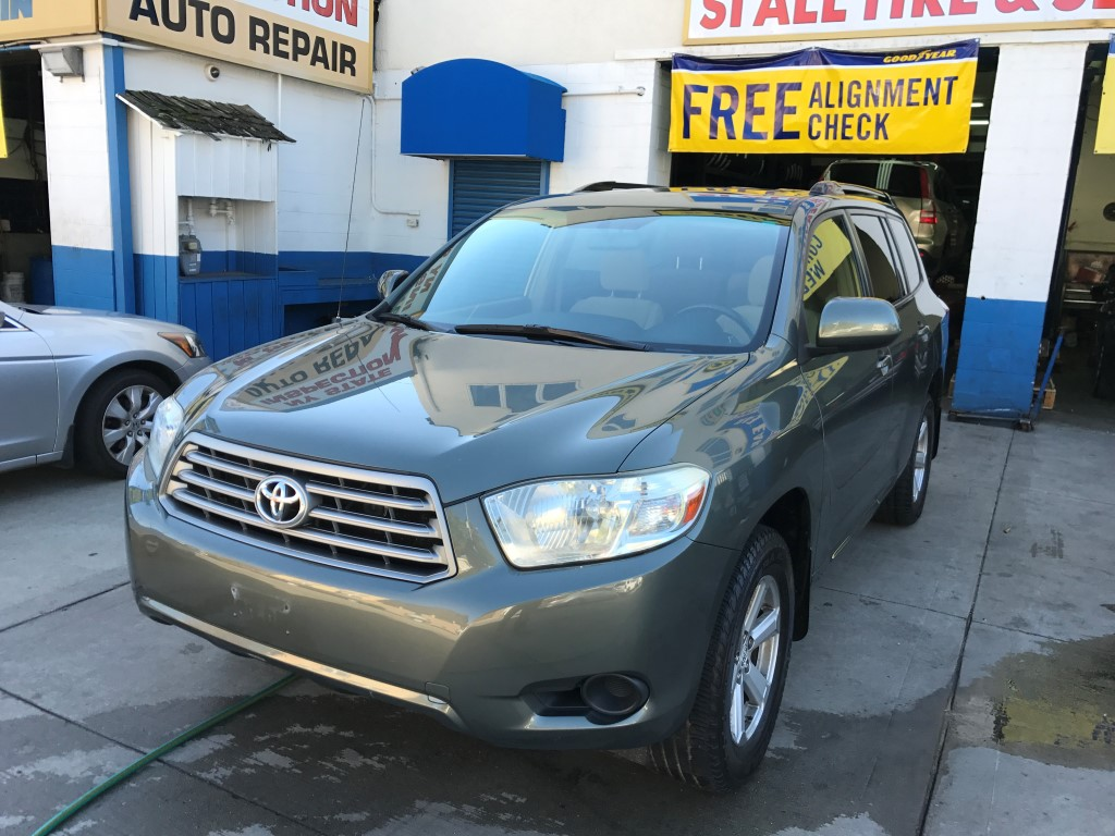 Used Car - 2009 Toyota Highlander for Sale in Staten Island, NY