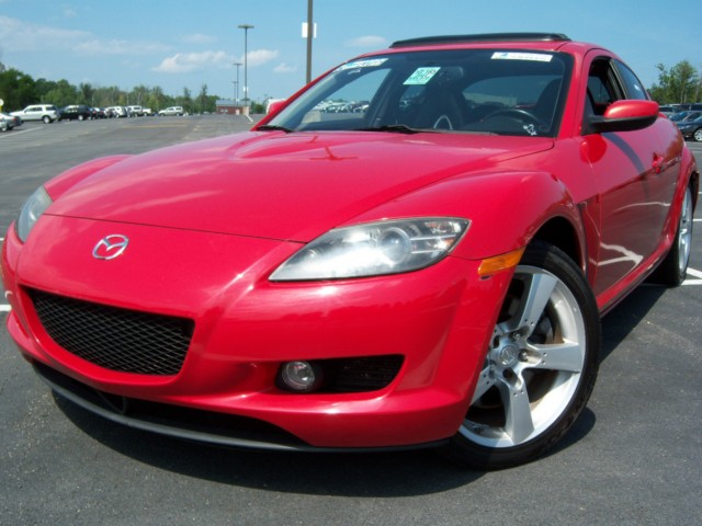 offers used car for sale 2004 mazda rx 8 2 door coupe 6. Black Bedroom Furniture Sets. Home Design Ideas