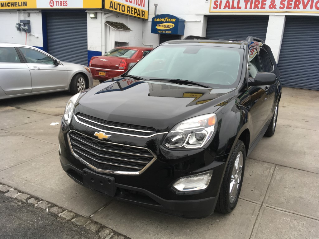 Used Car - 2016 Chevrolet Equinox LT for Sale in Staten Island, NY