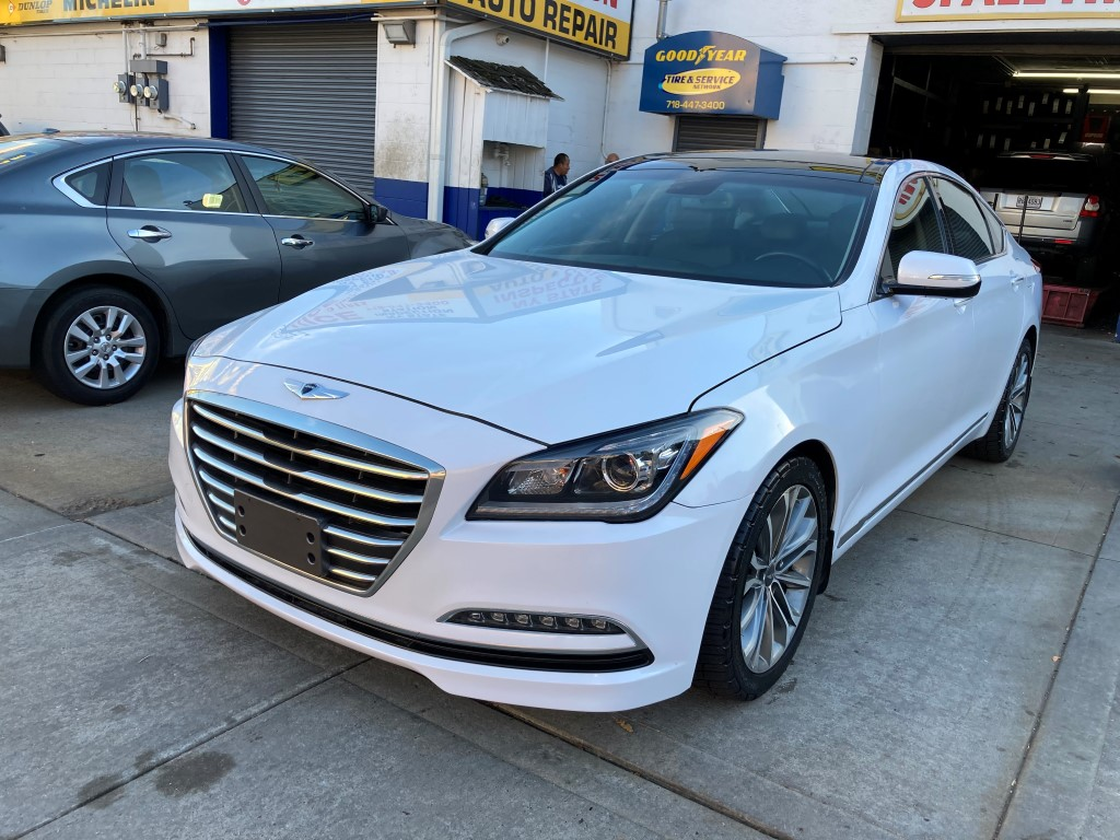 Used Car - 2016 Hyundai Genesis 3.8L for Sale in Staten Island, NY