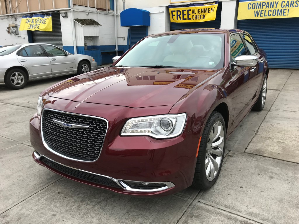Used Car - 2018 Chrysler 300 Limited for Sale in Staten Island, NY