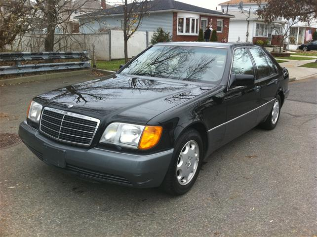 Used 1996 mercedes benz 300s sedan 5 for Cheap mercedes benz cars