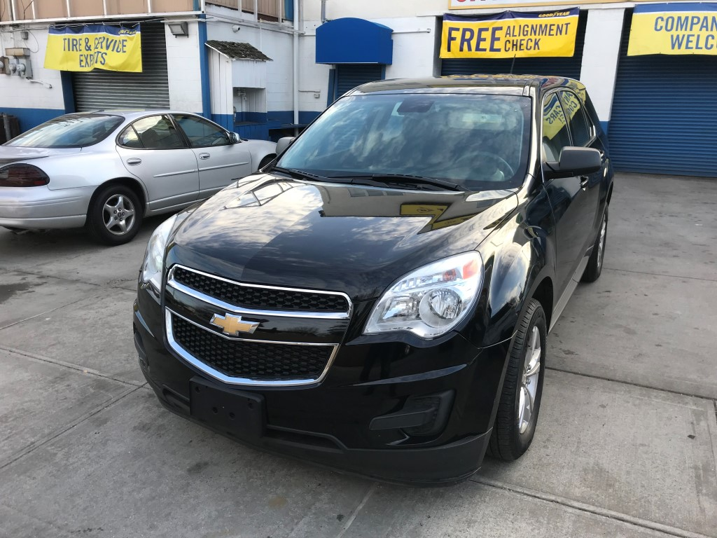 Used Car for sale - 2015 Equinox LS Chevrolet  in Staten Island, NY