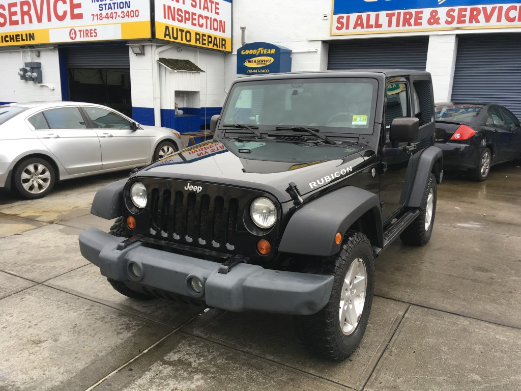 Used Car - 2007 Jeep Wrangler Rubicon 4x4 for Sale in Staten Island, NY