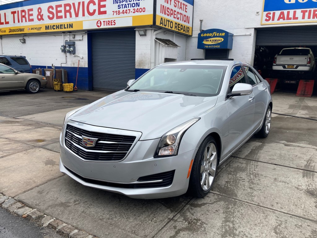 Used Car for sale - 2015 ATS Luxury RWD Cadillac  in Staten Island, NY