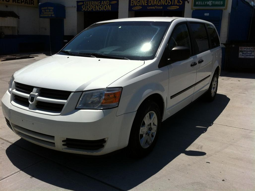 Used Car - 2008 Dodge Grand Caravan for Sale in Staten Island, NY