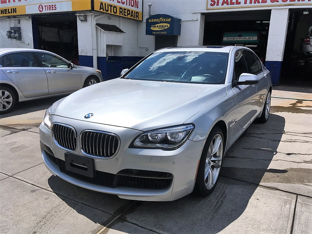 Used Car - 2013 BMW 7 Series 750Li for Sale in Staten Island, NY