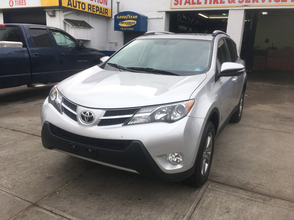 Used Car - 2015 Toyota RAV4 XLE AWD for Sale in Staten Island, NY