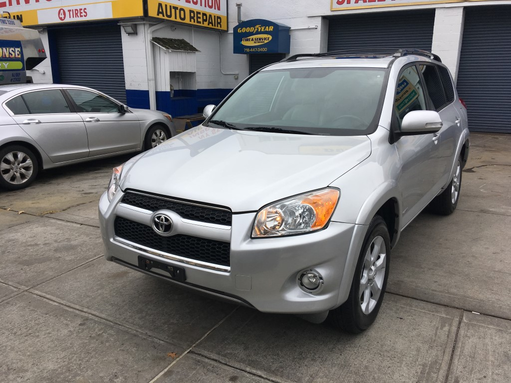 Used Car - 2011 Toyota RAV4 Limited 4x4 for Sale in Staten Island, NY