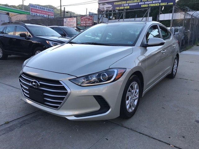 Used Car - 2017 Hyundai Elantra SE for Sale in Staten Island, NY