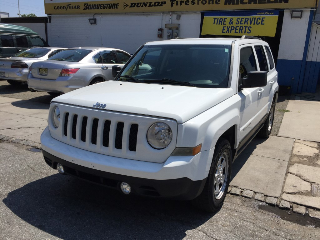 Used Car - 2013 Jeep Patriot Sport for Sale in Brooklyn, NY