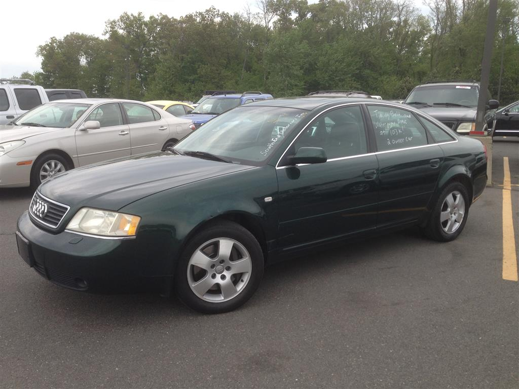 offers used car for sale 2001 audi a6 sedan 3 in staten island ny. Black Bedroom Furniture Sets. Home Design Ideas